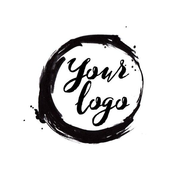 логотип клякса